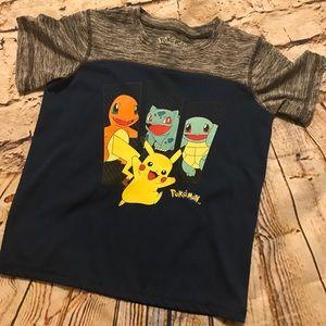 Boy's Pokémon breathable polyester shirt